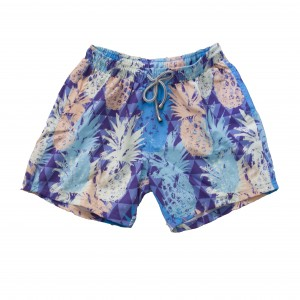 Swim Short - Ananas Print